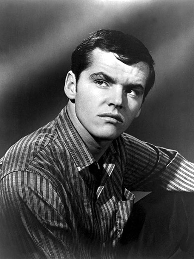 young-jack-nicholson-in-gray-and-black-striped-buttondown-photo-u1.jpg