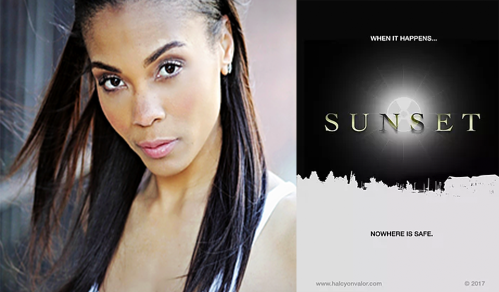 Suzette Azariah Gunn (SS'16:  Black Flag ) is starring opposite Austin Pendleton in the feature film  Sunset , directed by Jamison M. LoCascio. See the full cast  here .