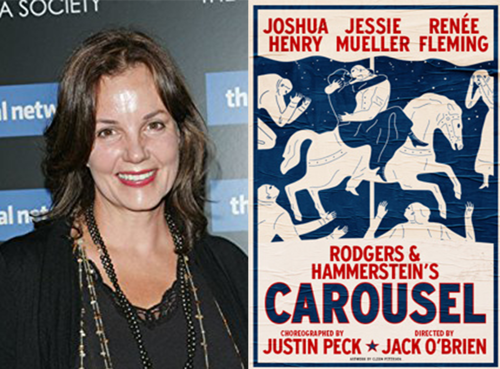 Margaret Colin (SS'09: A  Second Of Pleasure ) will play the role of Mrs. Mullins in the Broadway revival of  Carousel . To purchase tickets, click  here . You can also tune in to watch Margaret in her recurring role on the latest season of  Veep  (HBO).