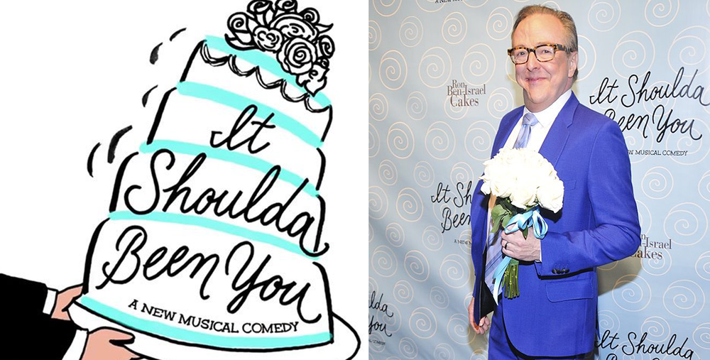 The 2015 Broadway musical  It Shoulda Been You  will return for a one night concert at the 92nd Street Y on March 5th. The concert is directed by David Hyde Pierce and will feature alum Edward Hibbert (SS' 12:  Love and Real Estate ). To purchase tickets, click  here .