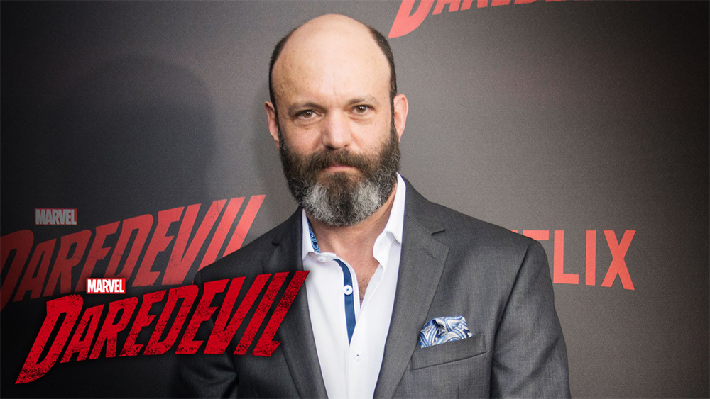 Tune in to watch Geoffrey Cantory ( SS'14: Sec 310, Row D, Seats 5 and 6 ) in his recurring role on  Daredevil .