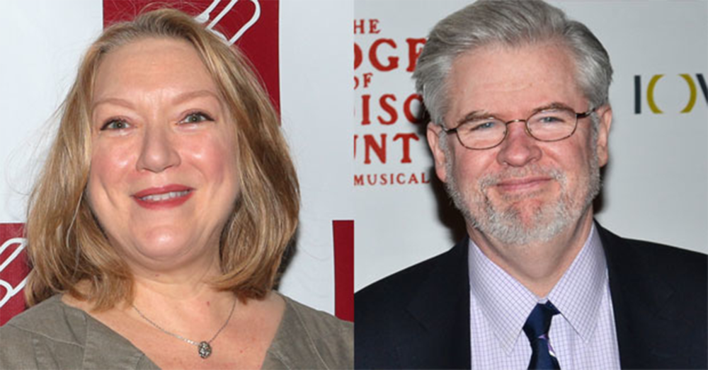 Christopher Durang's (SS' 11:  Triple Trouble with Love ) new play,  Turning Off the Morning News , will premiere at the McCarter Theatre Center. The show runs May 4-June 3. To purchase tickets, click  here .