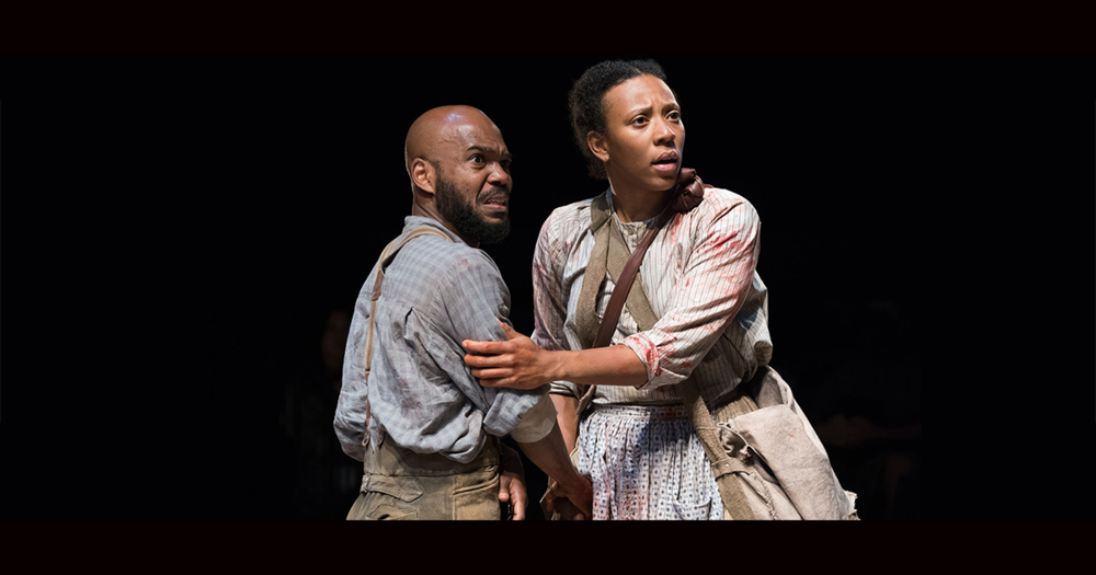 The Way the Mountain Moved,  a new play written by alum Idris Goodwin (SS'16:  Black Flag ), is world premiering at the Oregon Shakespeare Festival. The show runs until October 28. To purchase tickets, click  here .