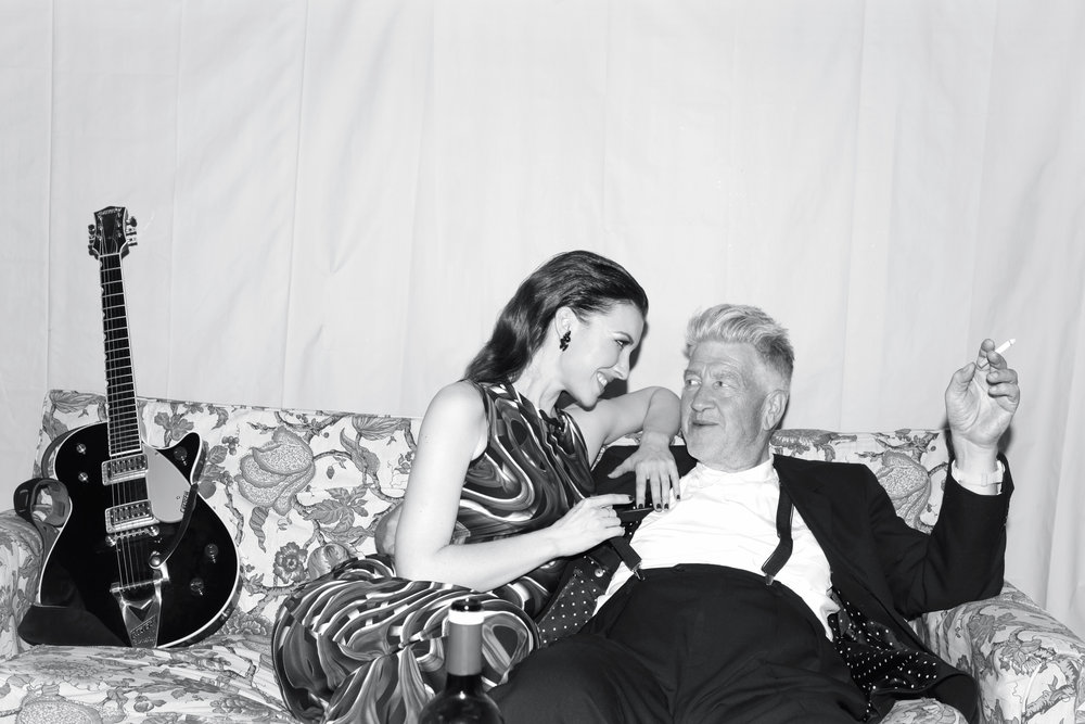 Chrysta Bell & David Lynch