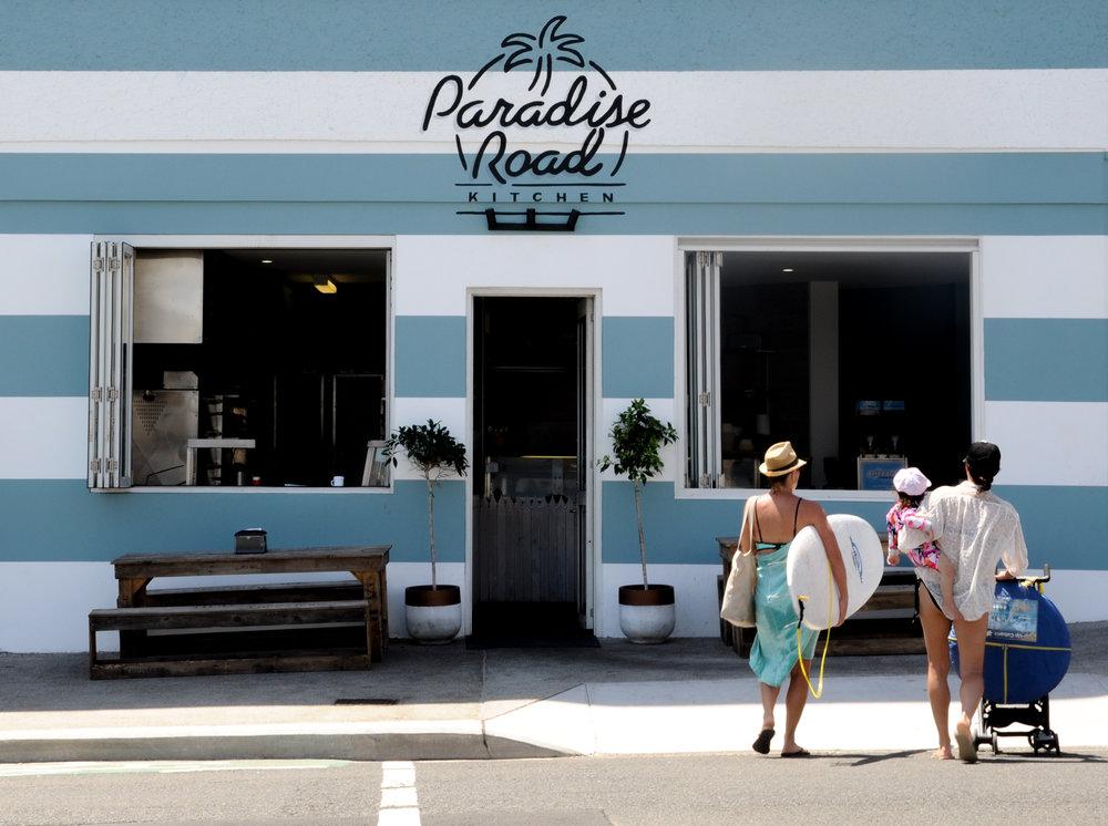 Paradise Road Kitchen - Bondi Beach