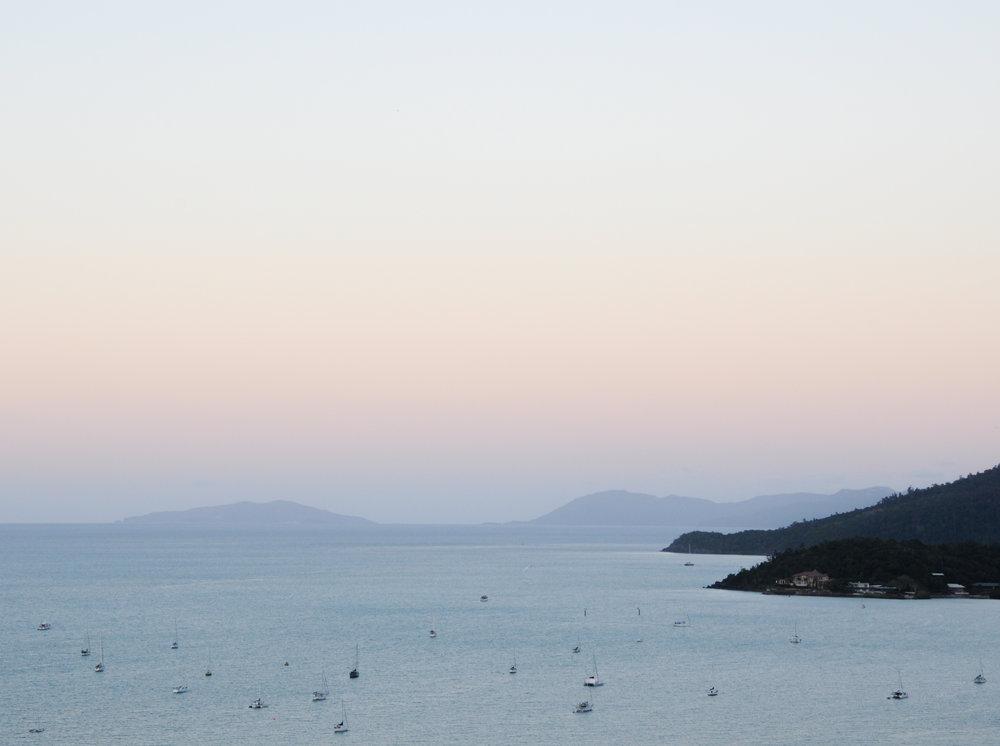 Views of Airlie Beach