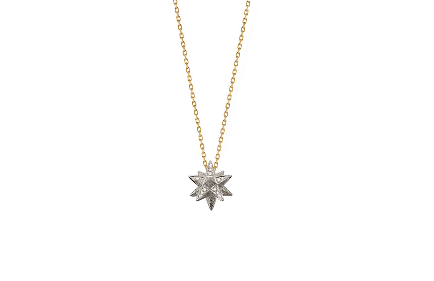 Merkaba Pendant from the Geometry 101 Collection