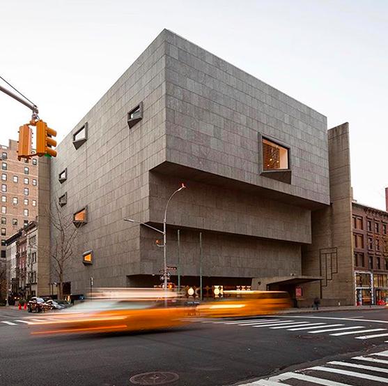 The Met Breuer / Photo:  @metmuseum