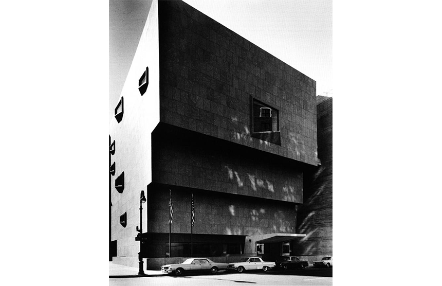 The Whitney Museum of American Art, 1966