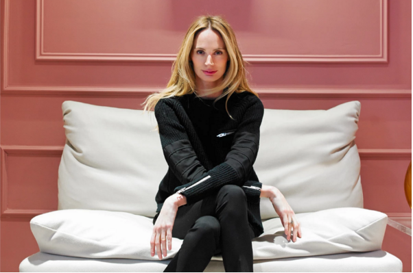 Moda Operandi co-founder, Lauren Santo Domingo