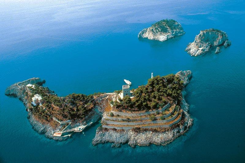 Isola dei Galli, Italy