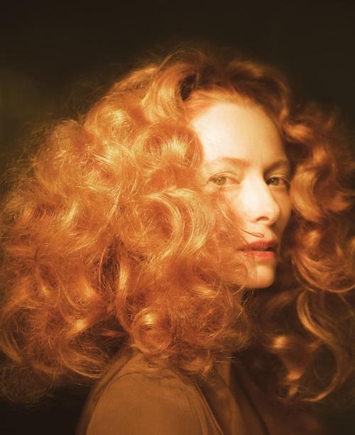 Photo: Tilda Swinton for Dazed & Confused / Hair by Sam McKnight