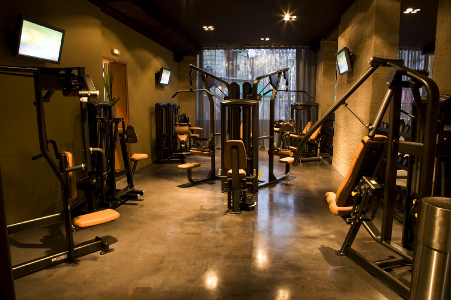 the world 39 s most luxurious gyms carmen busquets. Black Bedroom Furniture Sets. Home Design Ideas