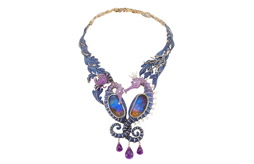 Necklace from 'Deep Sea', POA