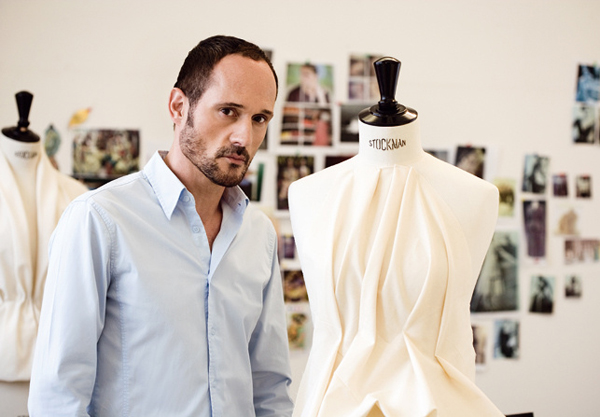 Delpozo's creative director Josep Font / Photo: wgsn.com