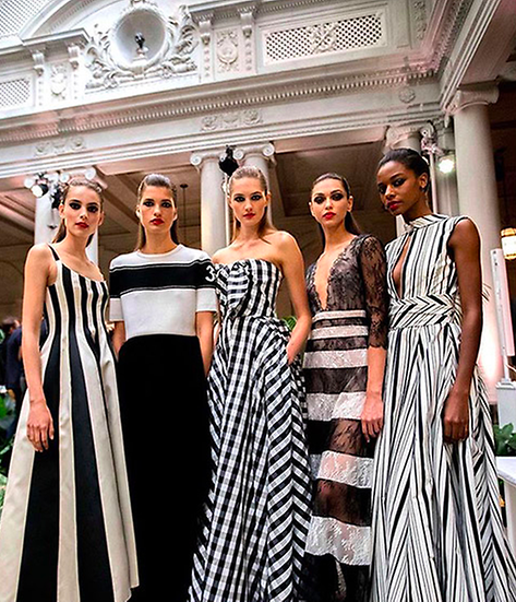 Carolina Herrera's Spring/Summer 2017 Collection / Photo: vogue.com