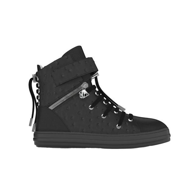 SWEAR   Regent Lace-Up High Top  £440