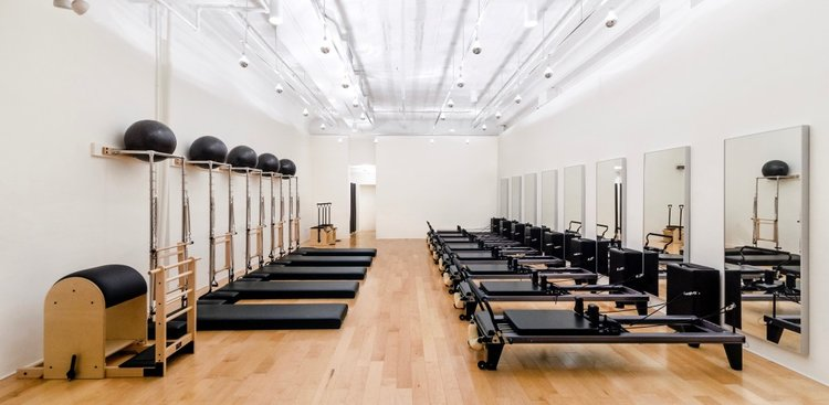 CB Guide: World's Best Pilates Studios