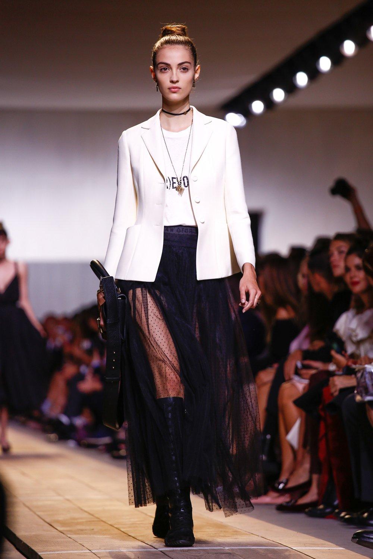 Maria Grazia Chiuri for Christian Dior SS17