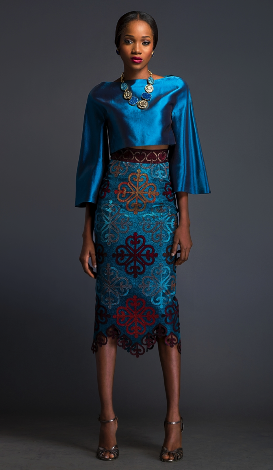 african couture