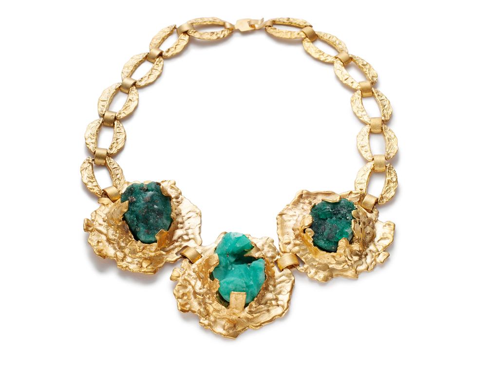 Paula Mendoza's Mira Duma Necklace