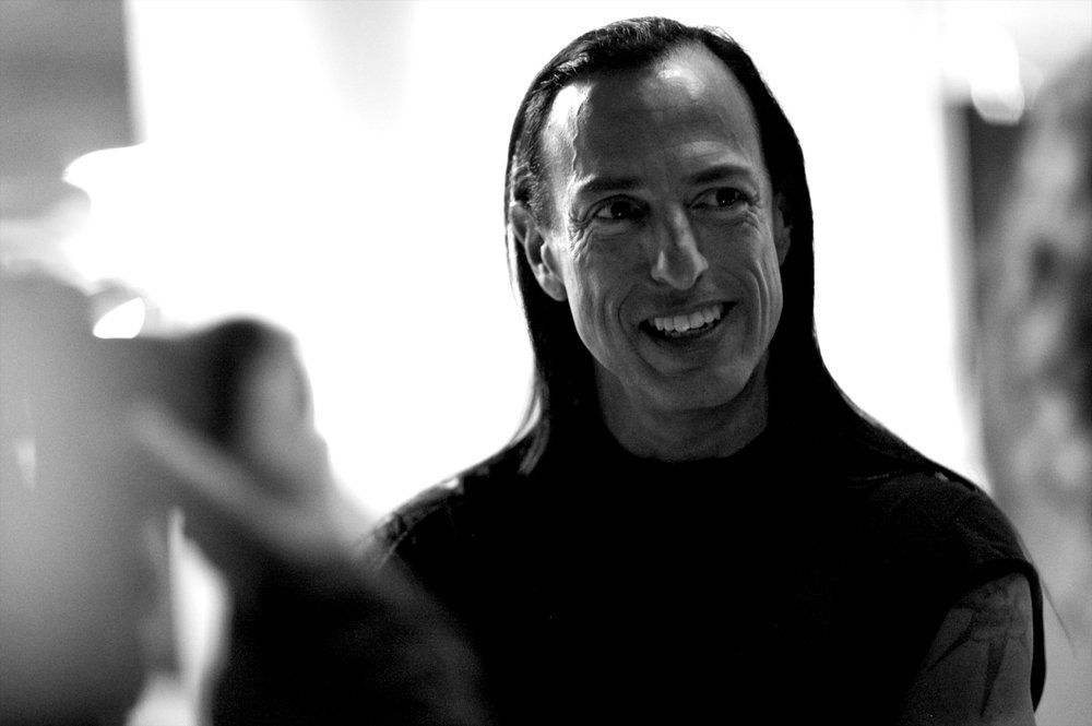 Rick Owens: Winner of the Geoffrey Beene Lifetime Achievement Award