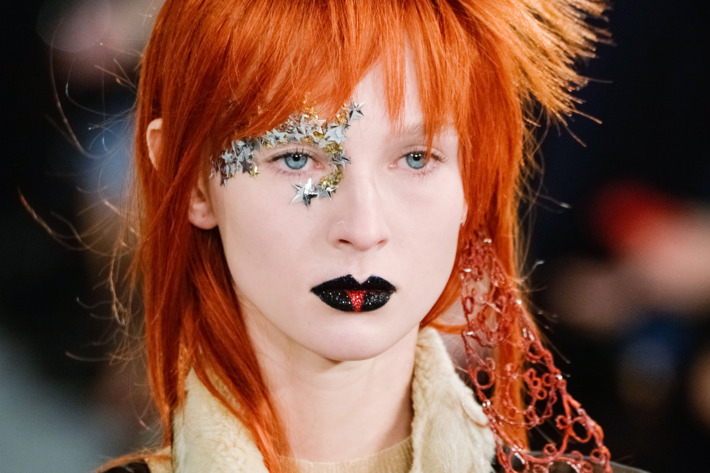 Pat McGrath for Maison Margiela Spring 2016 Haute Couture / Photo: Francois Durand/Getty