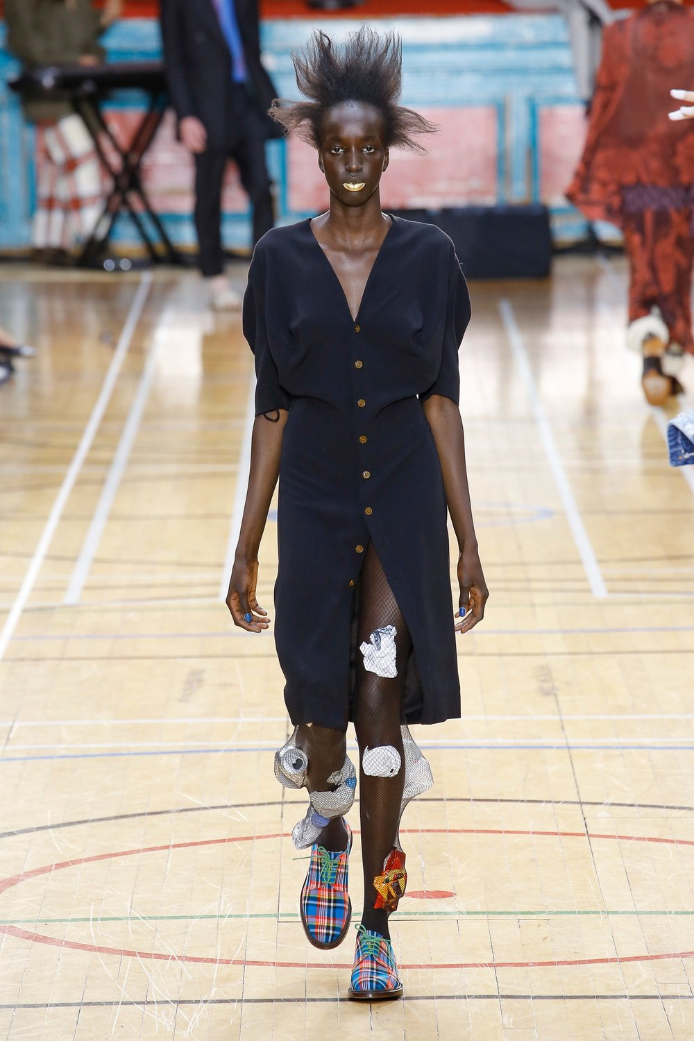 Vivienne Westwood SS18 Men's / Photo: vogue.com