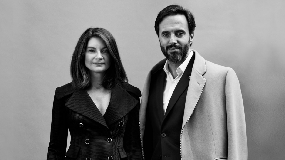 Natalie Massenet and Jose Neves / Photo: Financial Review