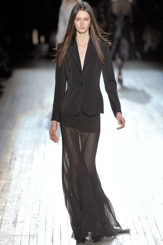 Theyskens' Theory AW2012 / Photo: vogue.com