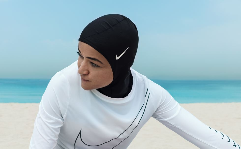 The Nike Pro Hijab / Photo: Nike