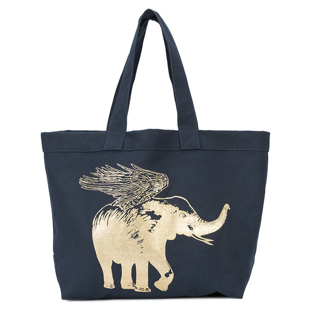 Limited edition Flying Elephant Tote.