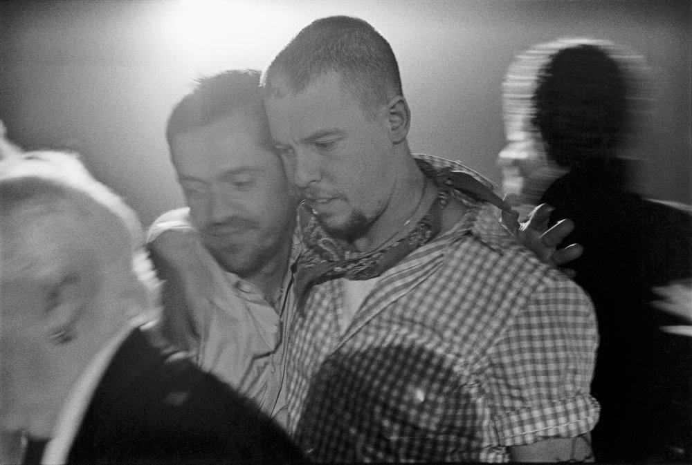 Shaun Leane with Alexander McQueen.
