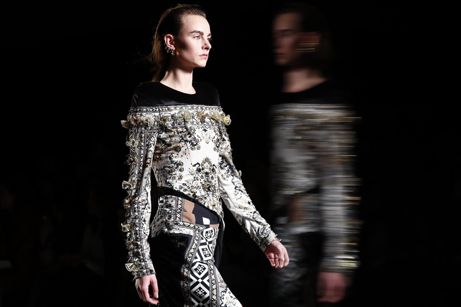 d6ae14284c6 Mary Katrantzou AW18  Greater Than The Sum Of Its Parts — Carmen Busquets