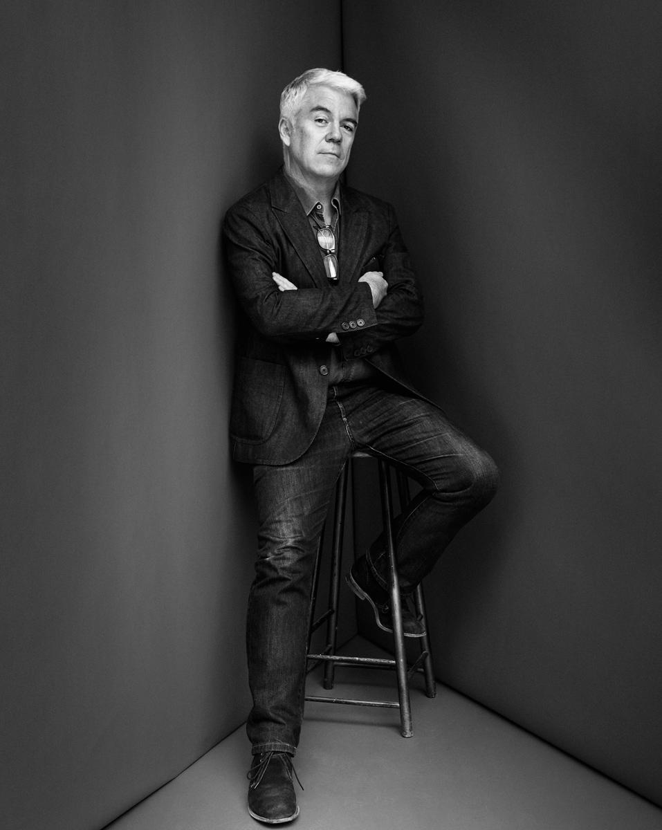 Tim Blanks / Photo: Interview Magazine