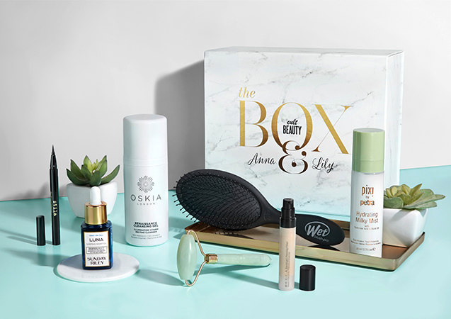 One of Cult Beauty's sell-out Beauty Boxes.