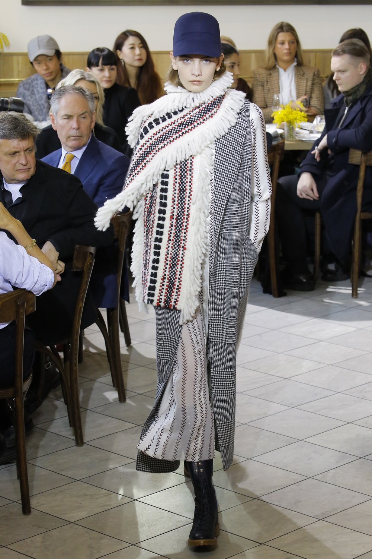 Gabriela Hearst AW18 / Photo: vogue.com