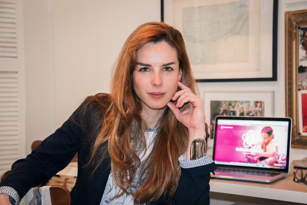 Goleadoras founder Eglantina Zingg.