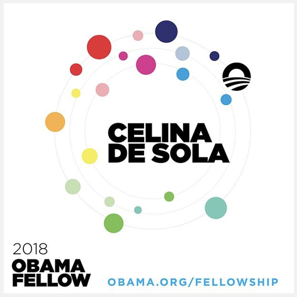 Celina de Sola Obama Fellow 2018