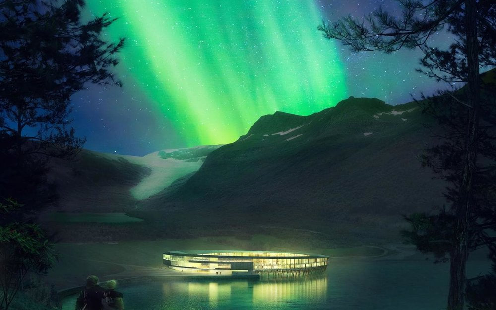 Svart Hotel Norway