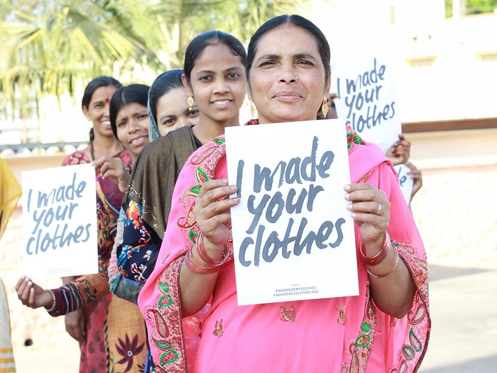 Seamstresses at Jyoti-Fair Works in Chittapur, India / Photo: Jyoti-Fair Works.