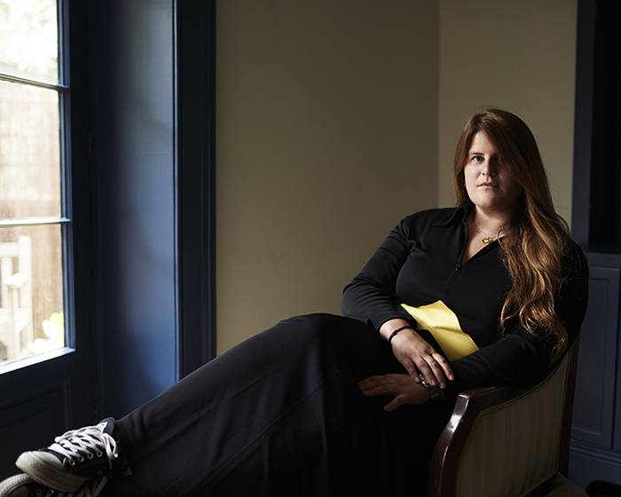 Tagwalk founder Alexandra Van Houtte / Photo: Gabby Laurent for the Financial Times.