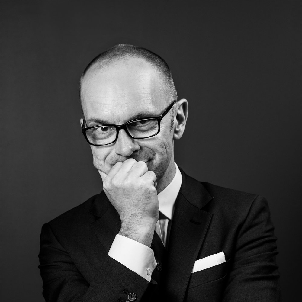 Simon Collins, Founder and CEO of Fashion Culture Design Series.