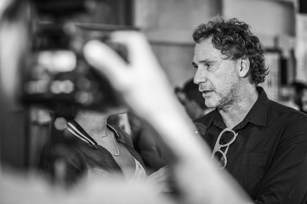 Oskar Metsavaht / Photo: Martin Lazarev.