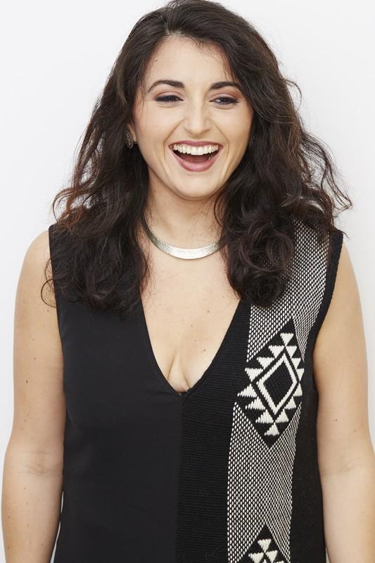 Voz founder Jasmine Aarons.