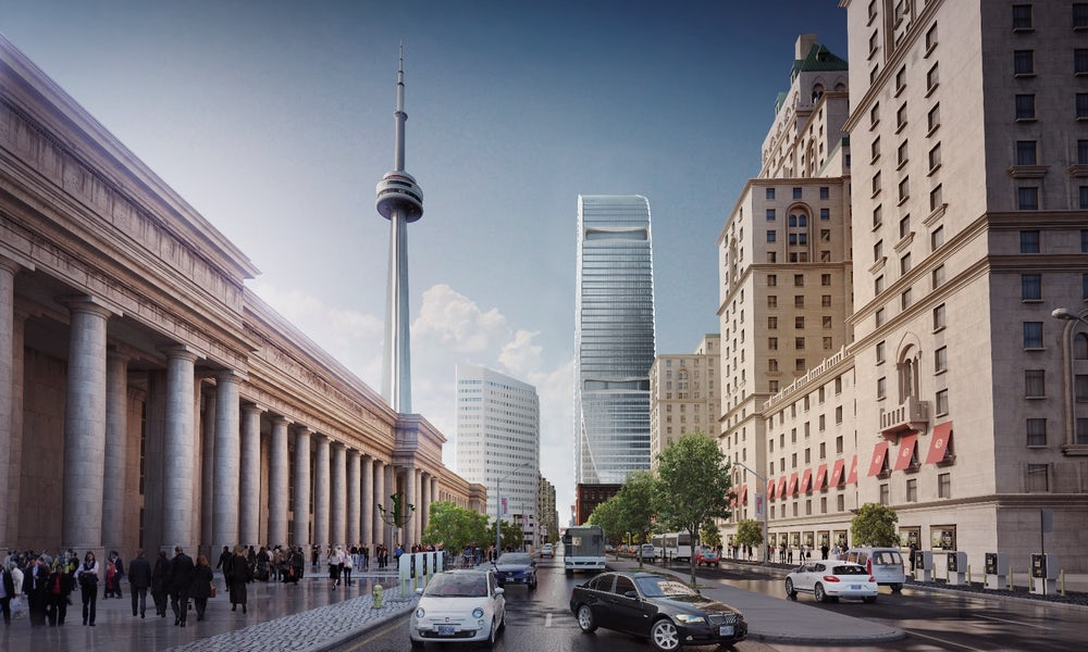 Toronto's Sustainable Skyscraper
