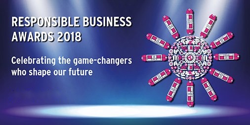 Responsible Business Awards 2018