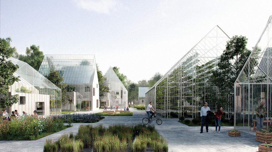 Eco Village Amsterdam