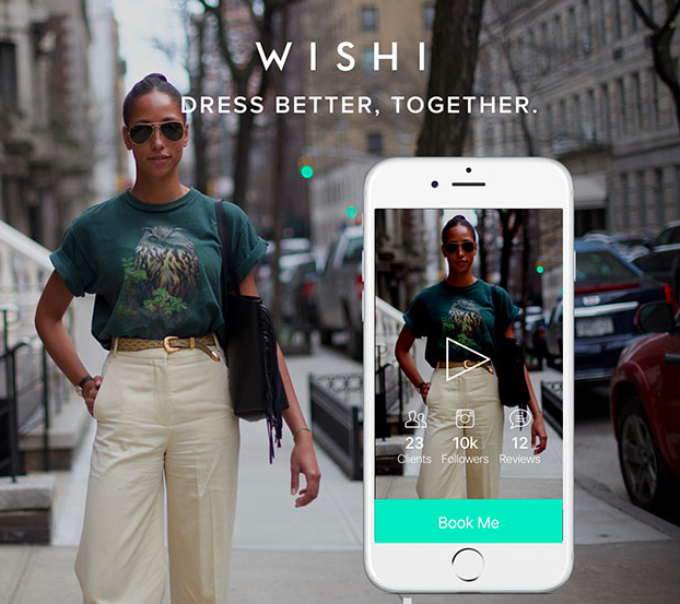 The team behind Carmen-backed personal styling app Wishi is among the successful Dream Assembly applicants.