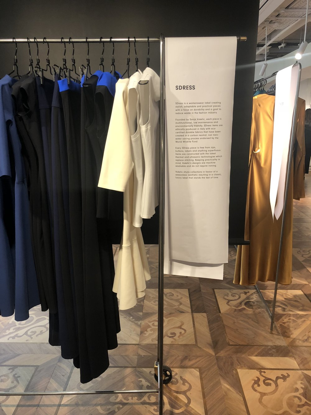 Luxe label Maiyet launches in the UK